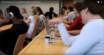 Eğitimde Wacom Video